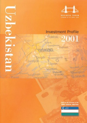 Investment climate - FiFo Ost