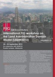 Information flyer - FIG