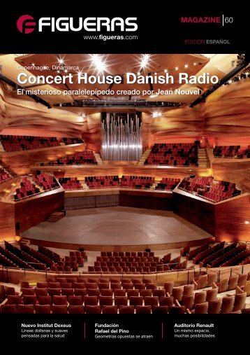 Concert House Danish Radio - Figueras
