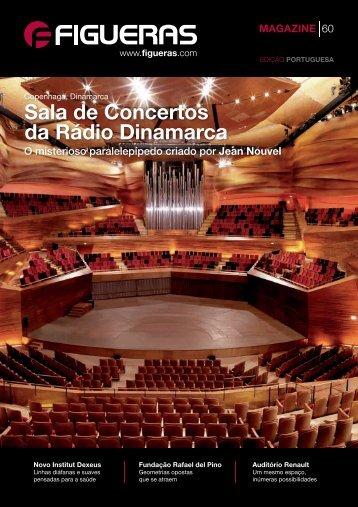 Sala de Concertos da Rádio Dinamarca - Figueras