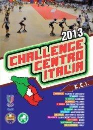 scarica la brochure informativa challenge centro italia 2013