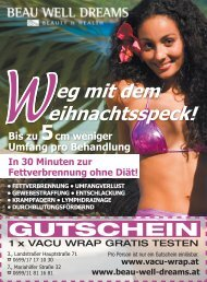 Beau well Dreams, 1030 Wien, 1070 Wien, Adi werschlein, Figurstudio, Figurstudios, Figur Studio, schönheitssalons wien