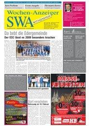 50% 30% - Siegerländer Wochen-Anzeiger