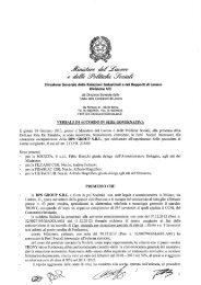 DPS Group - verbale di accordo ministeriale.pdf - Filcams - Cgil