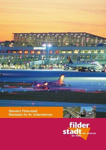 Standort Filderstadt Startplatz für Ihr Unternehmen - Stadt Filderstadt