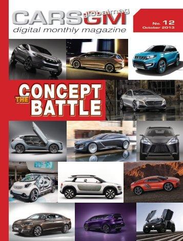 Cars GlobalMag October 2013