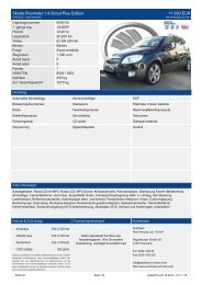 Skoda Roomster 1.6 TDI Ambition Plus Edition ... - Autohaus Schulze