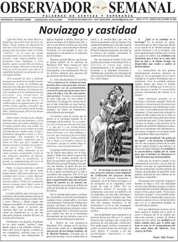 Observador Semanal N˚ 173 - Roberto Filippetti