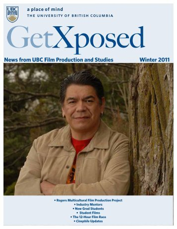 Winter 2011 - Film Program - University of British Columbia