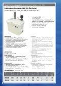 Hebeanlagen / Ejector Units - Seite 6