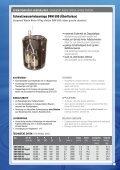Hebeanlagen / Ejector Units - Seite 7