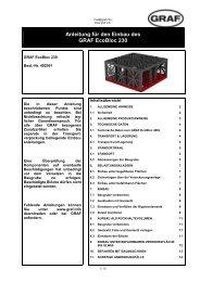 Einbauanleitung EcoBloc 230
