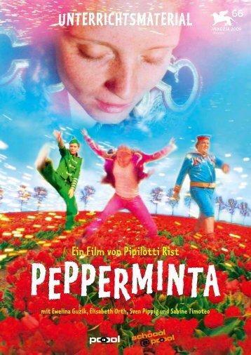 Pepperminta - Schulmaterial - schoool@poool