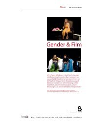 Gender & Film - filmABC