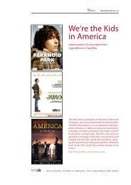 Lebenswelten (US-amerikanischer) - mediamanual.at