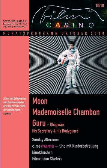 Moon Mademoiselle Chambon - Filmcasino
