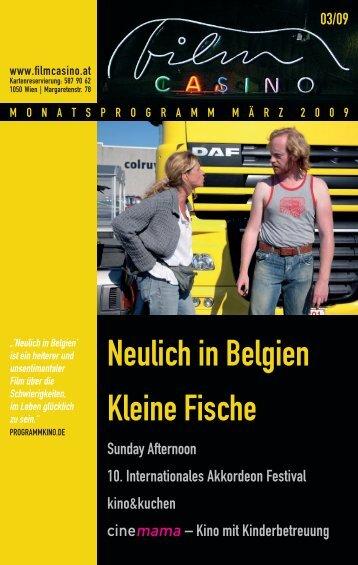 Neulich in Belgien Kleine Fische - Filmcasino