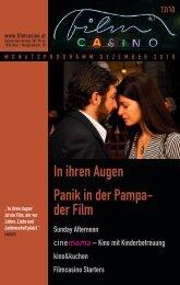 In ihren Augen Panik in der Pampa- der Film - Filmcasino