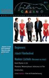 Beginners /slash Filmfestival - Filmcasino