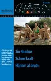 Page 1 www.filmcasino.at Kartenreservierung: 587 90 62 1050 Wien ...