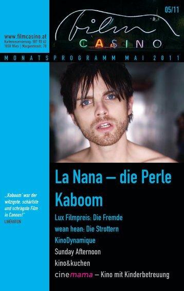 La Nana – die Perle Kaboom - Filmcasino