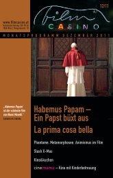 Habemus Papam – Ein Papst büxt aus la prima cosa ... - Filmcasino