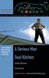 A Serious Man Soul Kitchen - Filmcasino