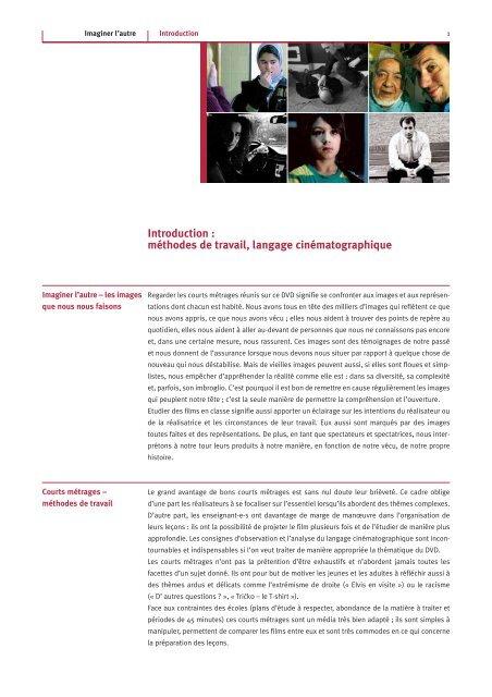 Introduction - Filme für eine Welt