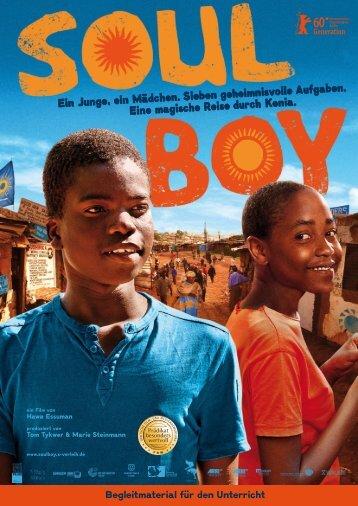 PDF (www.soulboy.x-verleih.de) - Soul Boy - X Verleih AG
