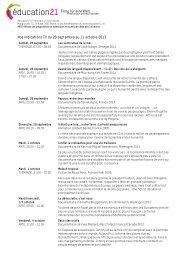Les indications, format pdf - Filme für eine Welt