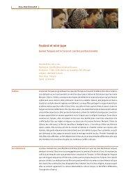 Foulard et mini-jupe - Filme für eine Welt