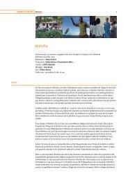 Pistes de travail (pdf) - Filme für eine Welt