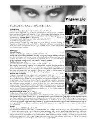 Programm 3/07 - Filmmuseum Potsdam