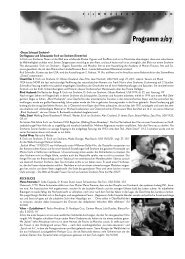 Programm 2/07 - Filmmuseum Potsdam