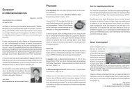 PROGRAMM Prof. Dr. Horst-Eberhard Richter Warum ...