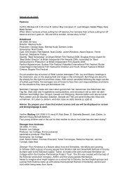School of Life 2007 Features Vorfilm: On Ice - Filmmuseum Potsdam