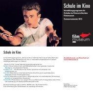 Download Folder Schule im Kino SoSe 2013 - Österreichisches ...