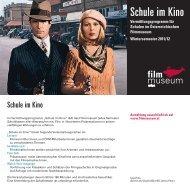 Archiv: Folder Schule-im-Kino WS 2011/12 - Österreichisches ...