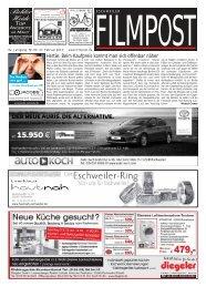 Ausgabe 9 vom 27. Februar 2013 - auf filmpost.de