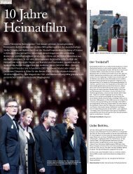 Liebe Bettina, Der Treibstoff - Filmstiftung NRW