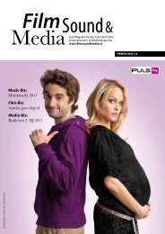 Austria - Film, Sound & Media