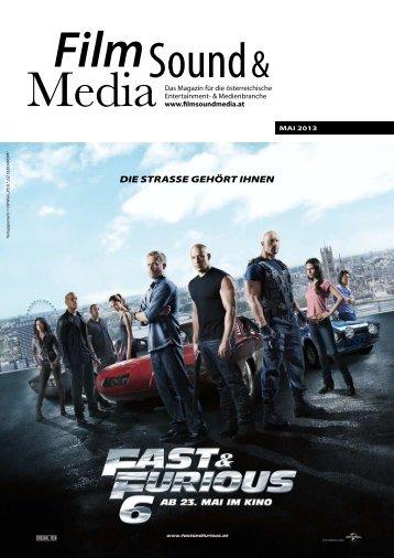 DIE STRASSE GEHÖRT IHNEN - Film, Sound & Media