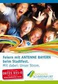 UNSER NEUES SPORTJOURNAL BEIM - Stadtfest Schweinfurt - Page 2