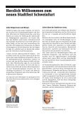 UNSER NEUES SPORTJOURNAL BEIM - Stadtfest Schweinfurt - Page 3