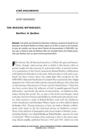 PDF) Roland-barthes-mythologies