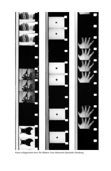 PDF: DISCONTINUOUS FILMS - Film Studies Association of Canada