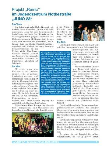 lesen (PDF) - filmteam hamburg