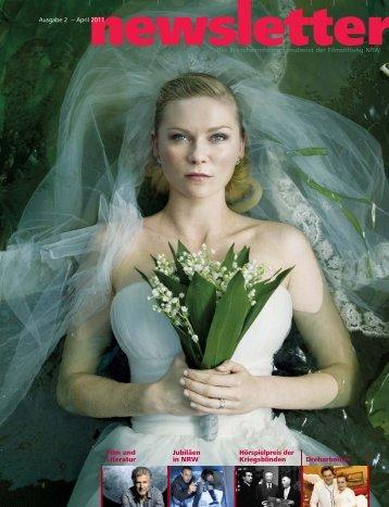 10. mai 2011 - Filmstiftung Nordrhein-Westfalen