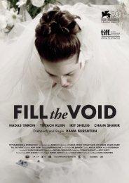 FILLtheVOID - Filmwelt