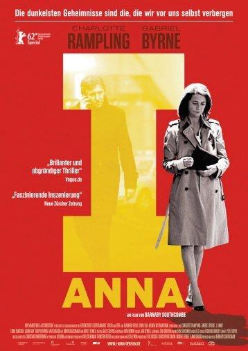 I, ANNA - Filmwelt